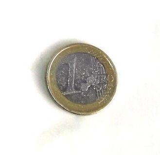 1 Euro Spanien 2004 Kursmünze,Lot 68 -