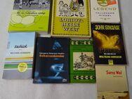 8 Bücher - Einzelstücke (Roman & Unterhaltung) - Raesfeld