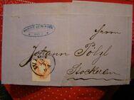Österreich-Briefumschlag 1860-61,Mi:AT.28,Lot 303