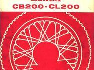 Werkstatthandbuch Honda CB 200 ab 1975 - Bochum