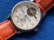 Armbanduhr, Automatik, Hommage, offene Unruh - Viersen Zentrum