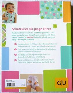Das Baby 1x1, GU - Ratgeber - NEU !!!!!! - Niederfischbach