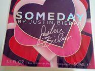 Justin Bieber Someday Parfüm OVP NEU - Mörfelden-Walldorf