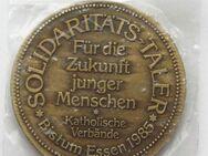 Solidaritäts-Taler Bistum Essen 1985 - Münster
