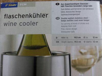 Flaschenkühler, Sektkühler, Weinkühler - Kassel
