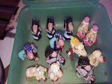 Verkaufe einzelne Ü-Eier-Figuren  aus Gute Schafe wilde Schafe mit Beipackzettel