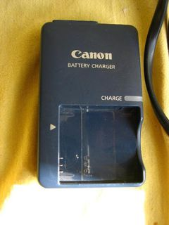 Orginal Canon Ladegerät CB-2LVE für Digitalkamera IXUS - Bad Belzig Zentrum
