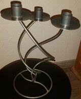Metall Kerzenständer 3 Flammig für Stabkerzen geeignet