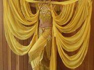 Männer Bauchtanzkostüme Orientalische Kostüme Gelb/Gold Tanzkostüme Kostüme Dansör Zenne Rakkase Tanz Oriental Tänzer Profitanz - Geislingen (Steige)