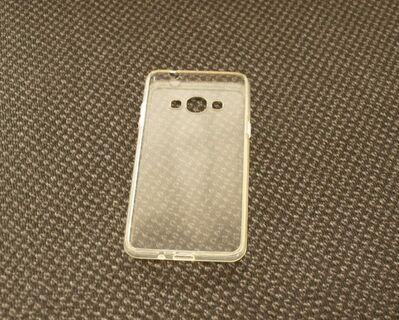 Silikon Schutzhülle - Hülle / Cover Transparent f. SAMSUNG Galaxy J3, J5 u.a. - Andernach