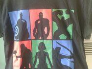 Superhelden T Shirt in der Gr M - Lichtenau (Sachsen)