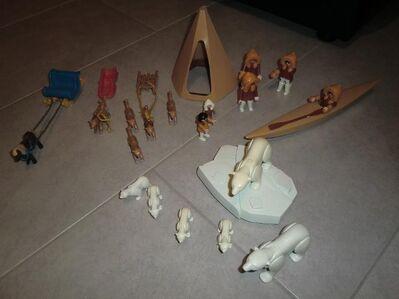 Playmobil-Eskimo-Welt zu verkaufen - Walsrode