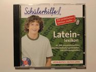 Latein-Lexikon  -  Schülerhilfe  -  CD-ROM - Essen