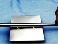 2er Decken- / Wandleuchte von Atlas - Mit farbigen Glasschirmen - G9 LED-Strahler 2 x 40 Watt - Groß Gerau