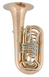 Cervený Symphonia III - Tuba in B, CBB 786 - 4 RB mit Trigger. Neuware mit Koffer