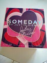 Justin Bieber Someday Parfüm OVP NEU