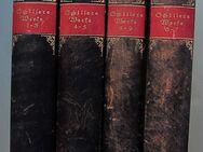 Schillers Werke (9 Teile in 4 Bänden) - Münster