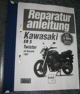 Kawasaki ER 5 (SH) Reparaturanleitung ab 1997