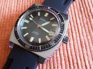 Selten! 1970s Diver Taucheruhr Prätina Armbanduhr - Nürnberg