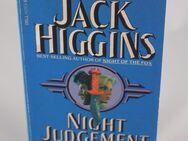 Jack Higgins - Night Judgement at Sinos - Helferskirchen