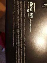 Neuwertige Samsung VR Brille mit Controller