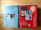 Canon Ixus 30 und Rollei 203