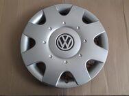 Radkappe Radzierblende Radblende Einzelradkappe für VW GOLF 5 / VW Beetle 9C / VW Golf 4 / VW Golf 4 Variant / VW BORA / VW Bora Variant 16 Zoll 1 Stück Sehr guter Zustand - Bochum