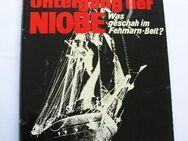 Der Untergang der NIOBE, Was geschah im Fehmarn-Belt? 1976 - Büdelsdorf