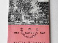 Festschrift MGV Liederkranz Herrenalb zum 100jährigen Jubiläum 1862-1962 - Königsbach-Stein