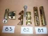 GU-Mittelverriegelung ,senkrecht, mit Schließplatte,6-227089-28210,GU-Riegelbolzen