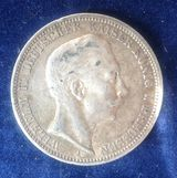 3 Mark Kaiserreich Preussen 1909-A Wilhelm II.,Lot 802