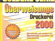 DATA BECKER Goldene Serie: Überweisung Druckerei 2000 - Andernach