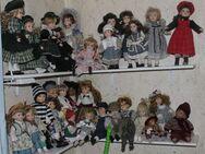 Große Puppen-Sammlung - Bad Belzig