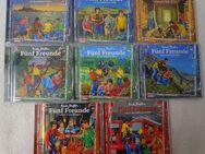 """Fünf Freunde"" - Hörspiele - 8 CDs - Raesfeld"
