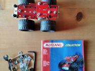 Metall-Bausatz Nr. 2930 - MECCANO Collection - 3 Modelle in einem - Regensburg