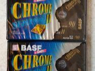 2x BASF Chrome Super Quality II Kassetten - Dortmund Aplerbeck