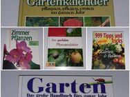 Verschiedene ZimmerPflanzenbücher Gartenbücher Blumen Bücher ab 1,00 Euro - Nürnberg