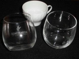 Remy Martin Club Gläser Geeicht 1980 1990 - Bottrop