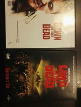 DVD Dawn of the Dead und Land of the Dead