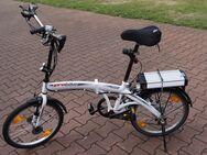 Premium Faltrad ,leicht und Fahrstark durch Direkt Antrieb - Mülheim (Ruhr)
