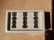 3 x Stück Telefon Adapter/ Verteiler 1x TAE F Stecker 2x TAE NFF + RJ11 Buchsen + TAE-NFN Kupplung - Verden (Aller) Zentrum