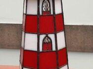 Leuchtturm 3D aus Tiffanyglas - Krefeld