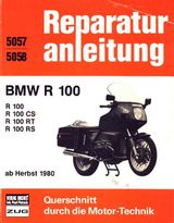Reparaturanleitung BMW R 100 ab 1980