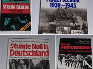 2. Weltkrieg WK2 Bücher Set Panzer Technik Geschichte - Nürnberg