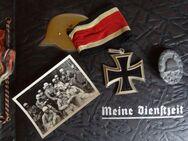 Ankauf von Militär 1+ 2 Weltkrieg Orden Fotoalbum
