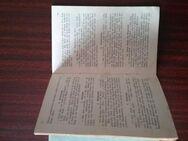 Original Kriegskochbuch von 1915 - Baumholder Zentrum