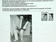 Figur Musiker ohne Akkordion Hat ein Künstler in München geschaffen - Frankfurt (Main)