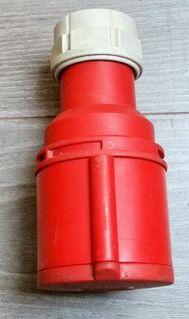 Drehstrom Kupplung 32A -6h Dose 5 Polig 415 Volt PCE 225 IP44 - Verden (Aller)