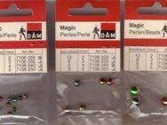 Neu! 15 Magic Beads Perlen DAM Durchmesser:4mm - Kirchheim (Teck) Zentrum