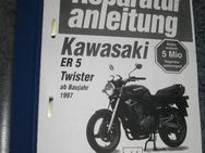 Kawasaki ER 5 (SH) Reparaturanleitung ab 1997 - Bochum